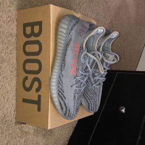 Adidas Yeezy Boost 350 V2 Beluga Grey
